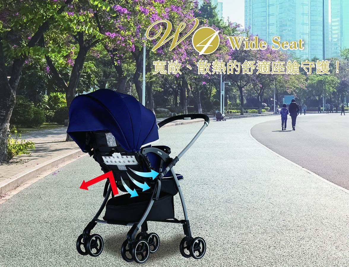 赤ちゃんの快適充実機能