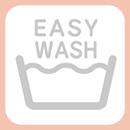 Easy wash可機洗素材